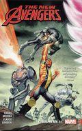 New Avengers AIM TPB (2016 Marvel) Avengers Idea Mechanics 3-1ST