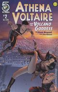 Athena Voltaire and The Volcano Goddess (2016 Action Lab) 2A