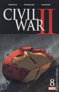 Civil War II (2016 Marvel) 8A
