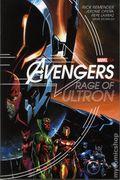 Avengers Rage of Ultron HC (2015 Marvel) 1-REP