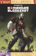 Divinity III Komandar Bloodshot (2016 Valiant) 1A