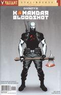 Divinity III Komandar Bloodshot (2016 Valiant) 1D