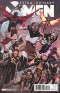 Extraordinary X-Men (2015) 17B
