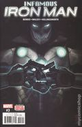 Infamous Iron Man (2016) Now 3A
