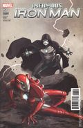 Infamous Iron Man (2016) Now 3B
