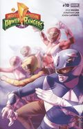 Mighty Morphin Power Rangers (2016) 10A