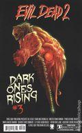 Evil Dead 2 Dark Ones Rising (2016 Space Goat) 3B