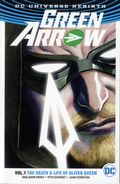 Green Arrow TPB (2017 DC Universe Rebirth) 1-1ST