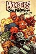 Monsters Unleashed Prelude TPB (2016 Marvel) 1-1ST