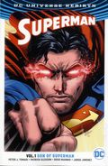 Superman TPB (2017 DC Universe Rebirth) 1-1ST