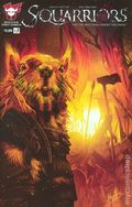 Squarriors Volume 2 Summer (2016) 2