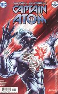 Fall and Rise of Captain Atom (2016) 1A