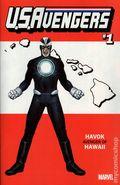 U.S. Avengers (2016 Marvel) 1HI