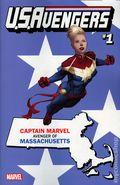 U.S. Avengers (2016 Marvel) 1MA