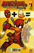 Deadpool the Duck (2016 Marvel) 1A