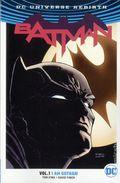 Batman TPB (2017 DC Universe Rebirth) 1-1ST