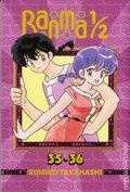 Ranma 1/2 TPB (2014 Viz) 2-in-1 Edition 35-36-1ST