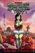 Zombie Tramp HC (2016 Action Lab) Deluxe Edition 1AS-1ST