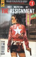The Assignment (2017 Titan) 1A