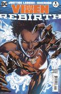 Justice League of America Vixen Rebirth (2016) 1A