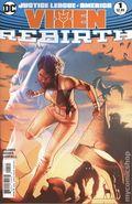 Justice League of America Vixen Rebirth (2016) 1B