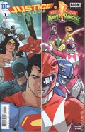 Justice League Power Rangers (2016) 1A