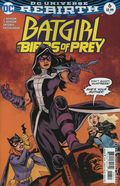 Batgirl and the Birds of Prey (2016) 6A