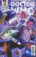 Doctor Who the Eleventh Doctor Year Three (2016) 1B