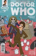 Doctor Who The Tenth Doctor (2016) Year Three 1C