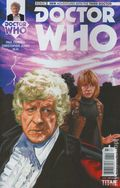 Doctor Who The Third Doctor (2016 Titan) 4A