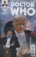 Doctor Who The Third Doctor (2016 Titan) 4B