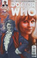 Doctor Who The Third Doctor (2016 Titan) 4C
