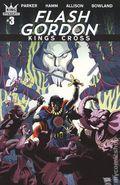 Flash Gordon Kings Cross (2016) 3A
