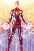 Captain Marvel Poster by Alex Ross (2017) ITEM#1