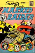 Masked Raider (Blue Bird Comics 1959-1964 Charlton) 6