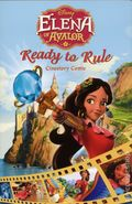 Elena of Avalor Cinestory Comic GN (2017 Joe Books) Disney 1-1ST