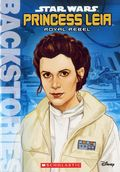 Star Wars Princess Leia Royal Rebel SC (2017 Scholastic) Backstories 1-1ST