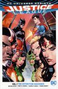 Justice League TPB (2017 DC Universe Rebirth) 1-1ST