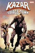 Ka-Zar Savage Dawn TPB (2017 Marvel) 1-1ST