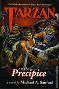 Tarzan on the Precipice HC (2017 Novel) The Wild Adventures of Edgar Rice Burroughs 1-1ST