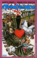 Train Called Love TPB (2017 Dynamite) By Garth Ennis 1-1ST