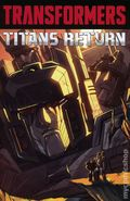 Transformers Titans Return TPB (2017 IDW) 1-1ST