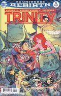 Trinity (2016) 5A