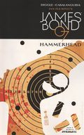 James Bond Hammerhead (2016 Dynamite) 4
