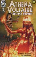 Athena Voltaire and the Volcano Goddess (2016 Action Lab) 3A