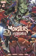 Monsters Unleashed (2016 Marvel) 1A