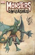 Monsters Unleashed (2016 Marvel) 1E
