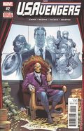 U.S. Avengers (2016 Marvel) 2A