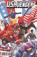U.S. Avengers (2016 Marvel) 2B