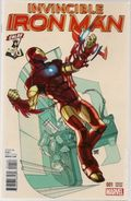 Invincible Iron Man (2015 2nd Series) 1CBLDF